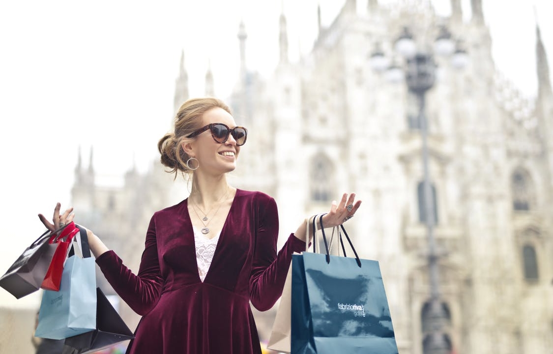 Шопінг в Європі маршрути січневих розпродажів